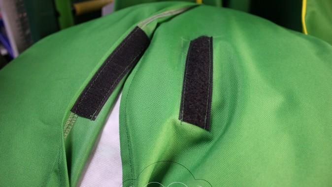 Подушка Гамак-Кокон Цвет: зеленый